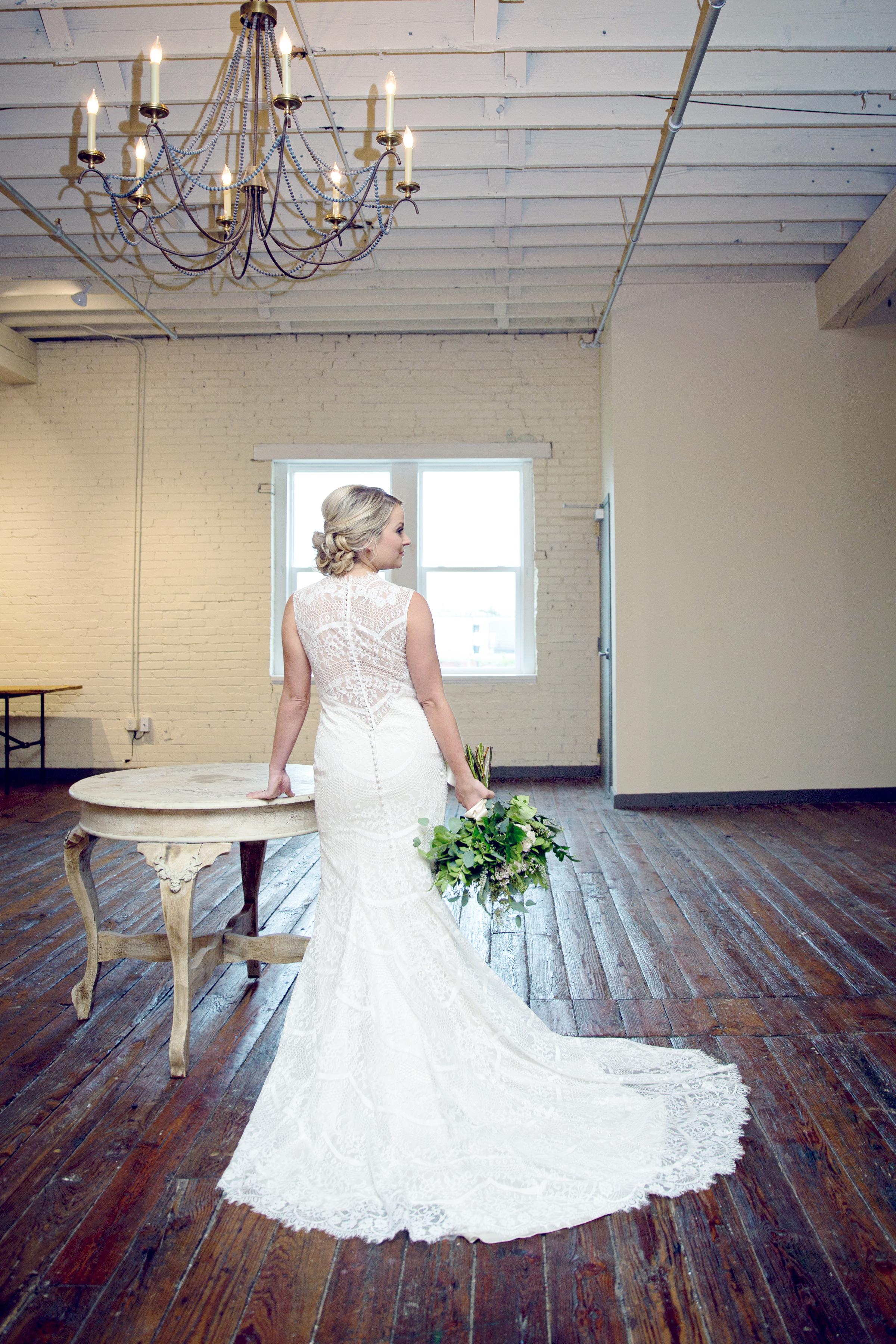 Brik Venue Wedding