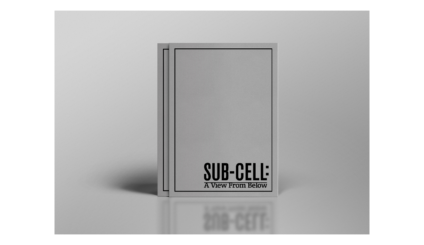 Sub Cell Zine Cover