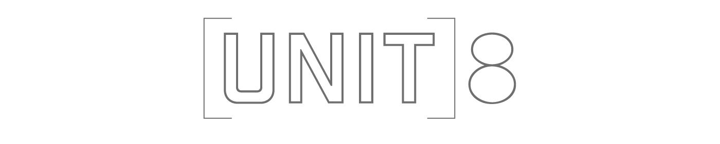 [Unit] 8 logo