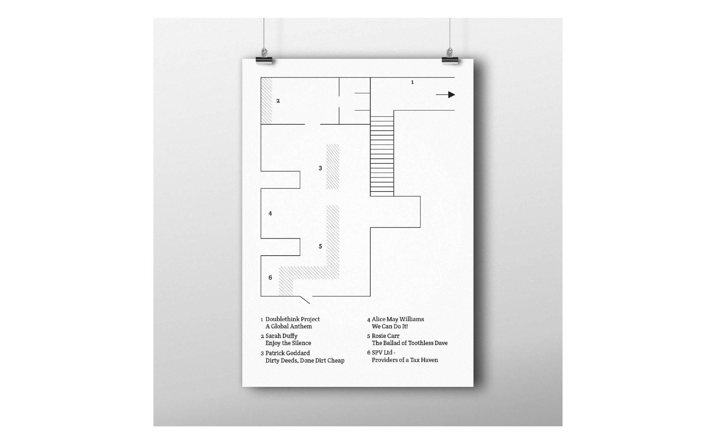 Sub-Cell map poster