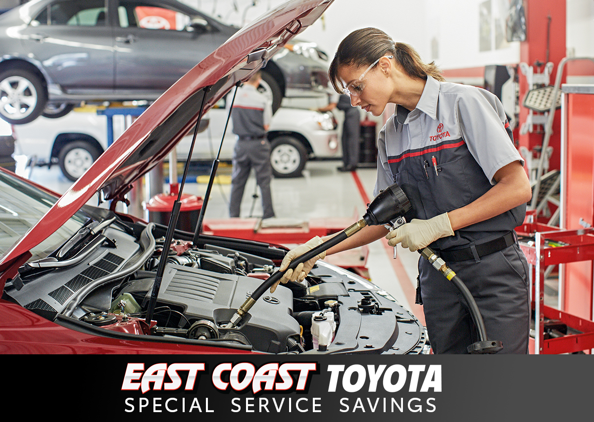 Header image for an email for a North Jersey Toyota Dealership