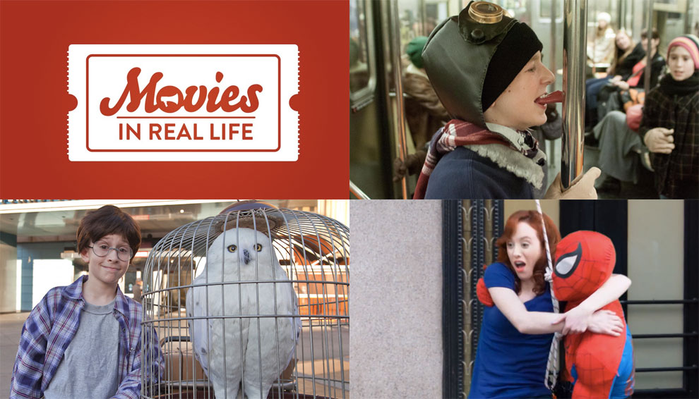 Improv Everywhere: Movies In Real Life