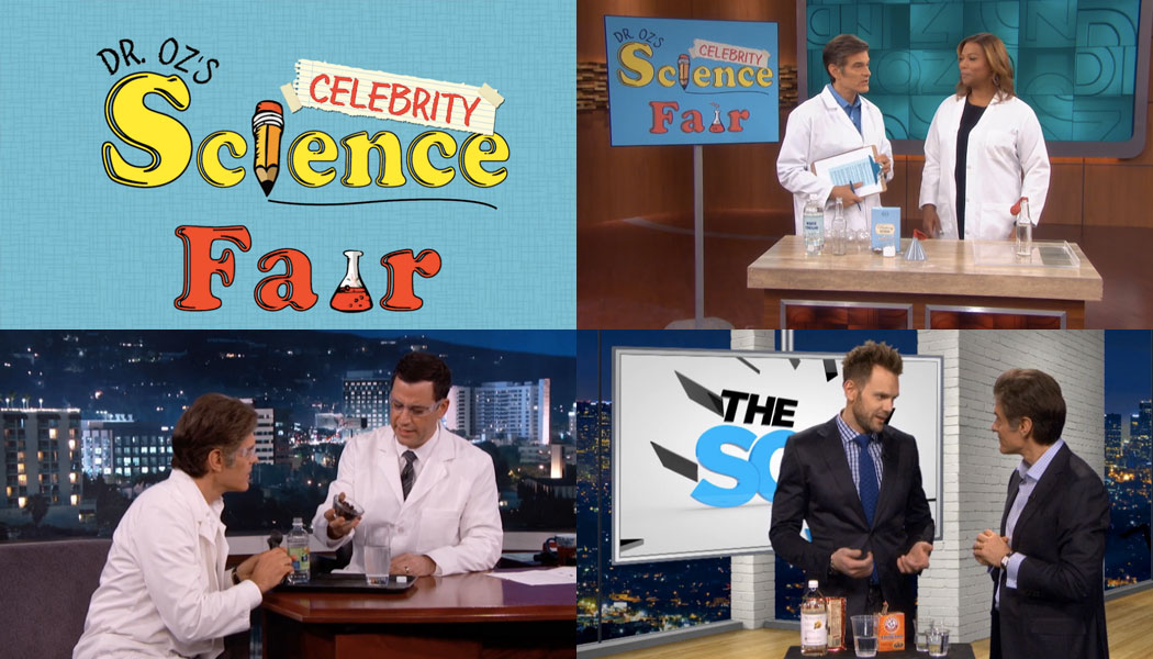 Dr. Oz Science Fair