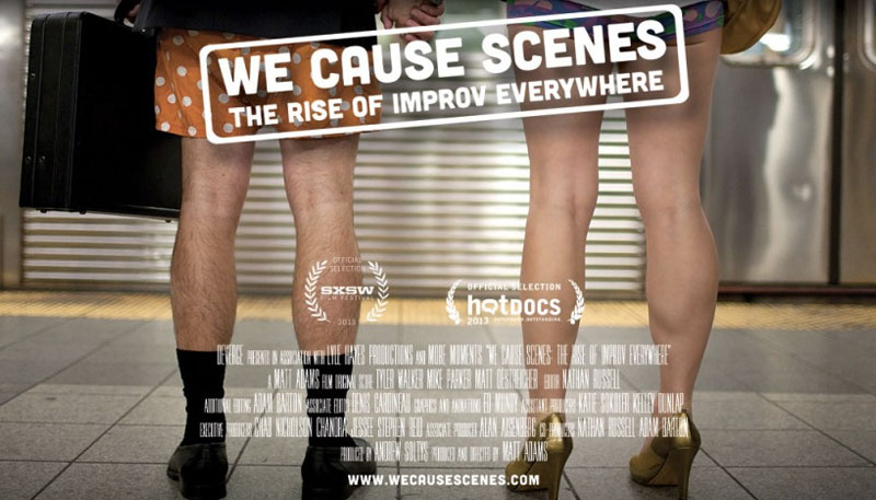 We Cause Scenes: The Rise Of Improv Everywhere