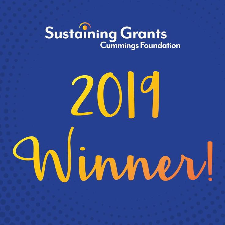 In May 2019 Bread of Life was awarded a $400,000 Sustaining Grant from the Cummings Foundation, one of 50 organizations selected to share $15 million in grants over the next ten years!