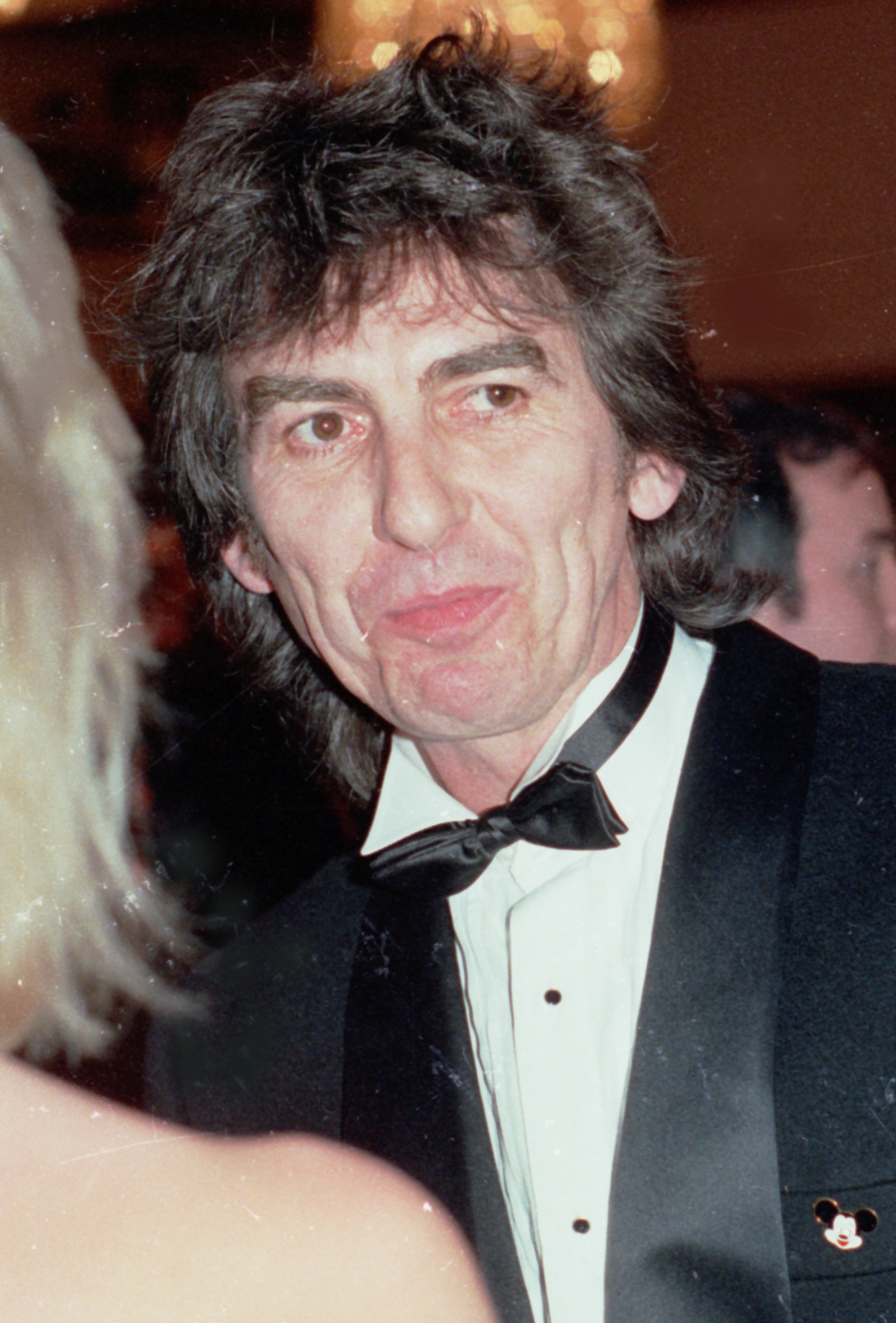 George Harrison, London