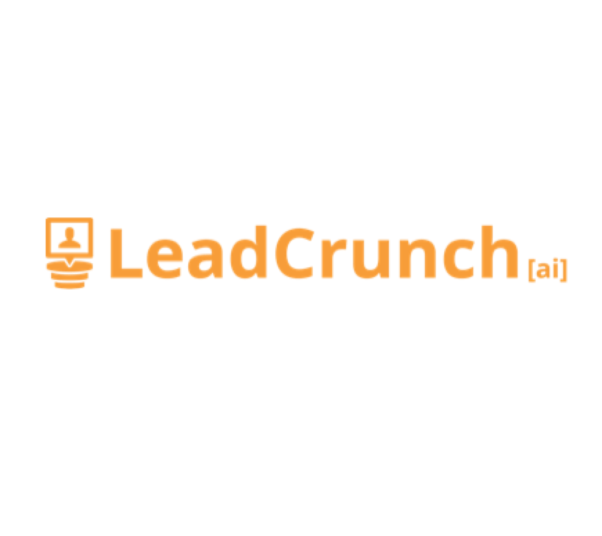 LeadCrunch[ai]  provides lookalike, engaged B2B targets using data science and artificial intelligence.