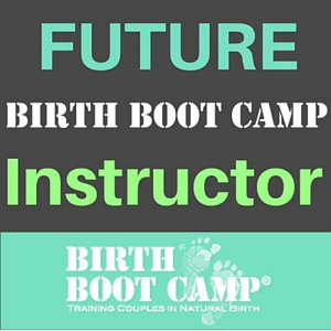 Offering local DFW Birth Boot Camp Childbirth Education in October 2016