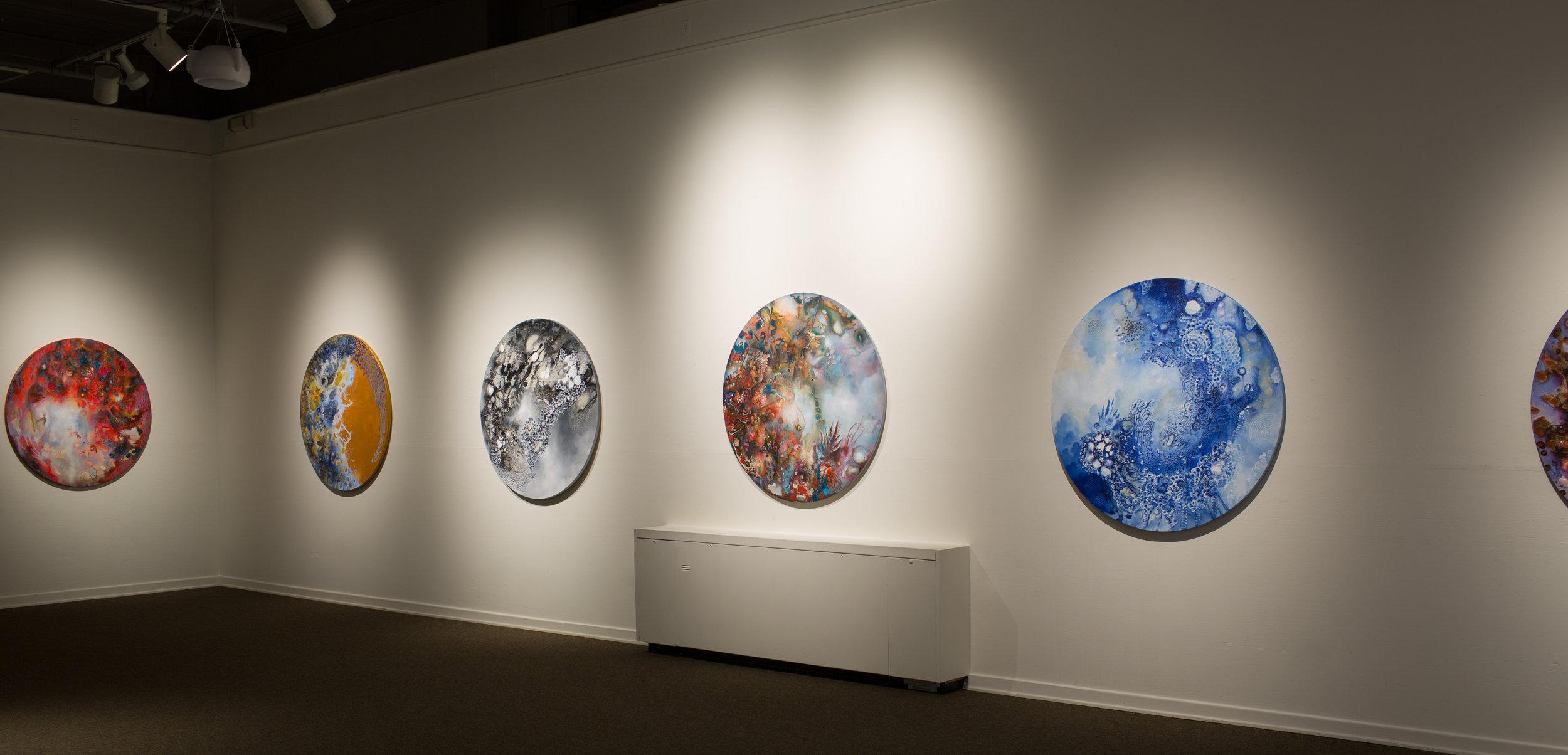 """Sirens"" Exhibition at the Saint John Arts Centre"
