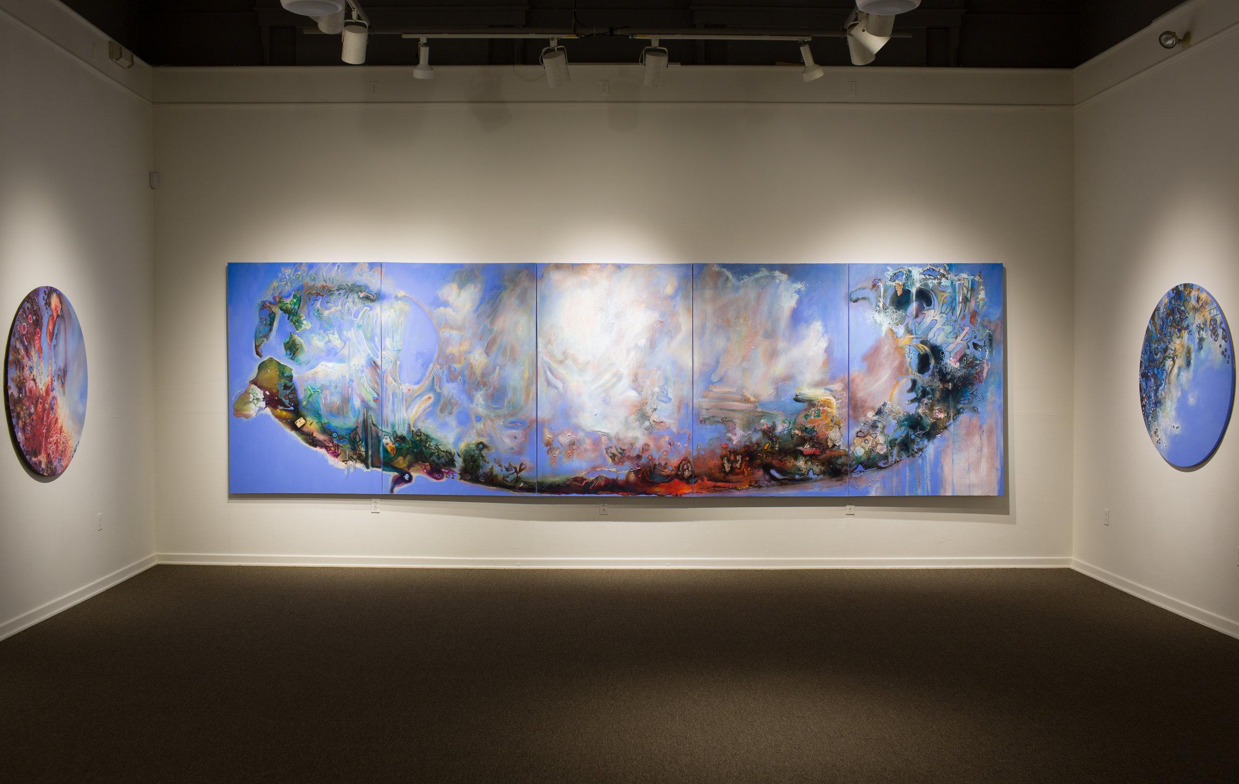"""Isaac"" (2014) featured at ""Sirens"" Exhibition at the Saint John Arts Centre"
