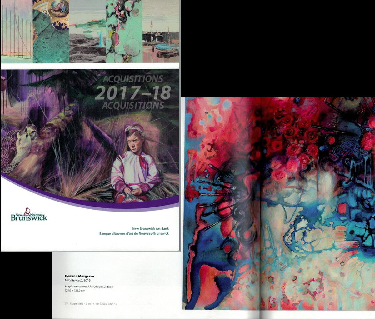 New Brunswick Art Bank Acquisitions 2013-2014