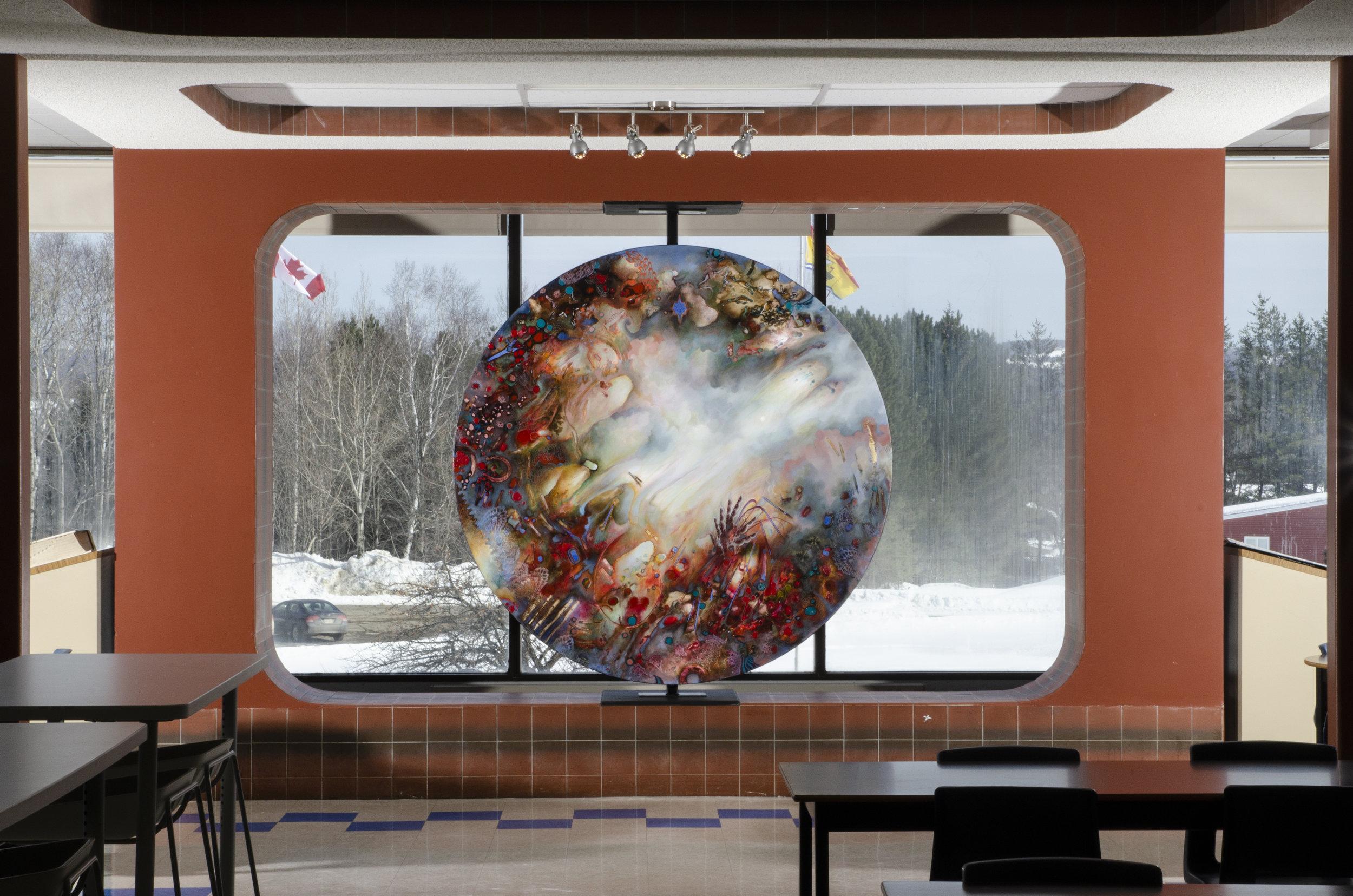 Mirror 2019 - installation shot