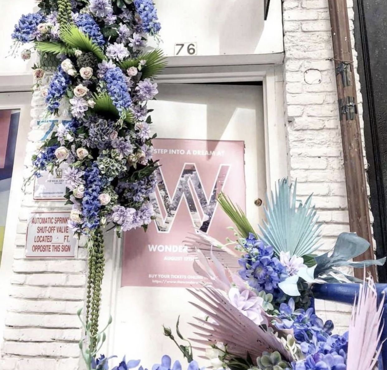 The entrance to Wonder World! Photo via  @WonderWorldSpace
