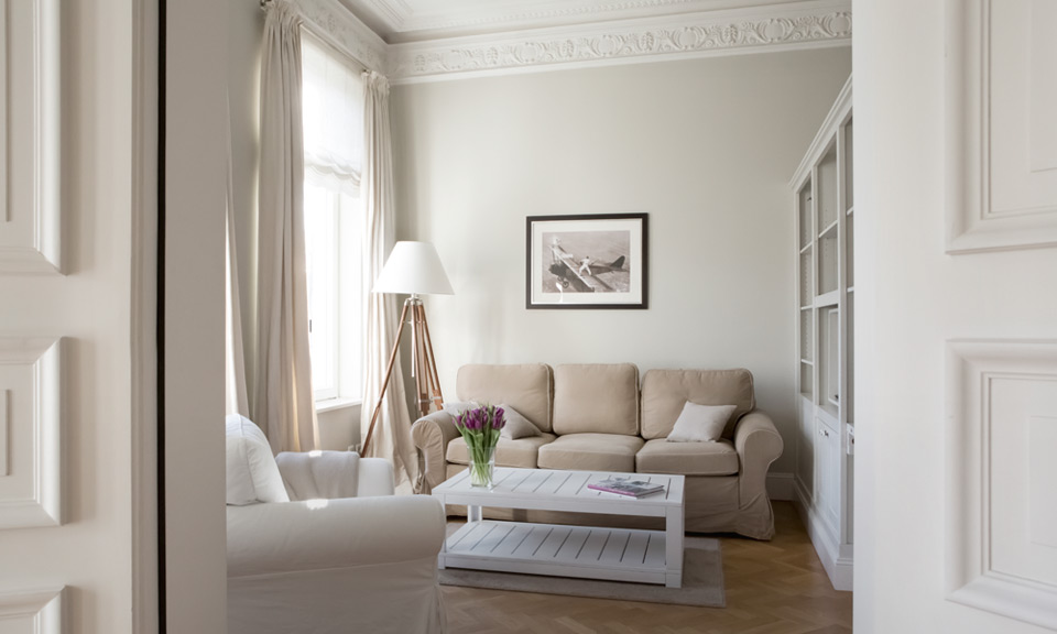 Exclusively furnished serviced apartments - luxurious, stylish, homely