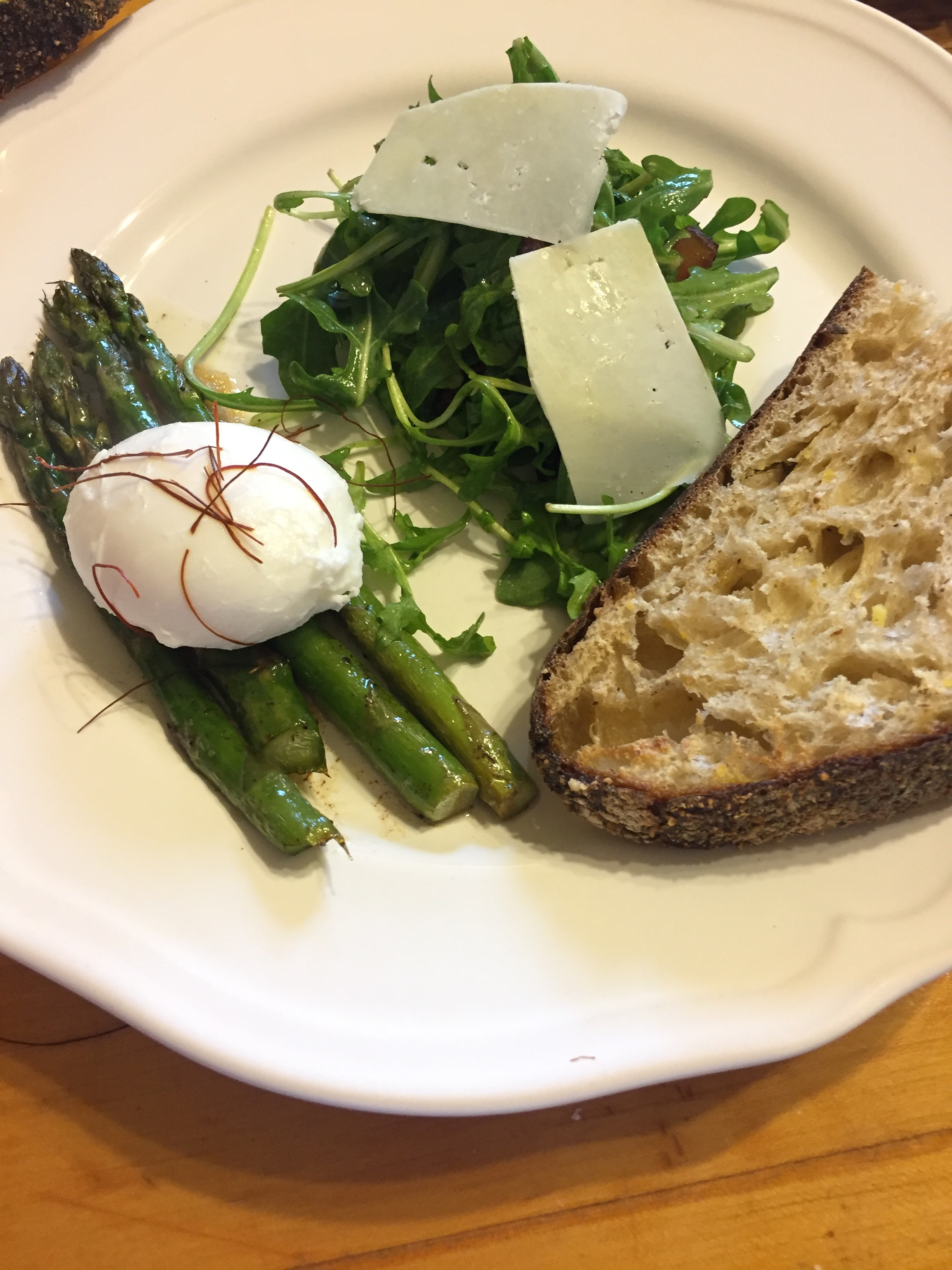 Asparagus, Miso butter, Spring Salad .jpg