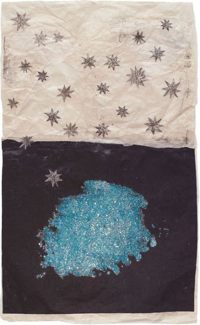 """Rising"" by Kiki Smith,2010"