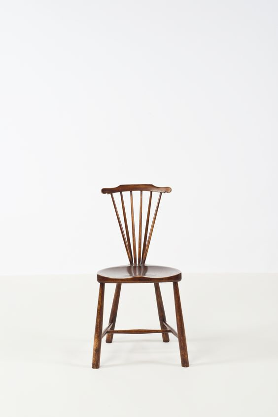 Side Chair for Josef Veillich, c1900