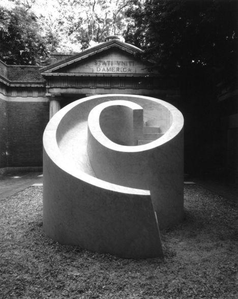 Isamu Noguchi, Slide Mantra Maquette (ca. 1985)