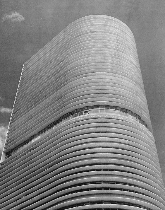 Oscar Niemeyer Montreal building, São Paulo, 1950
