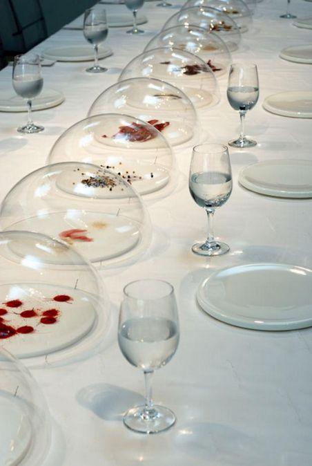 Food creation by Ayako Suwa