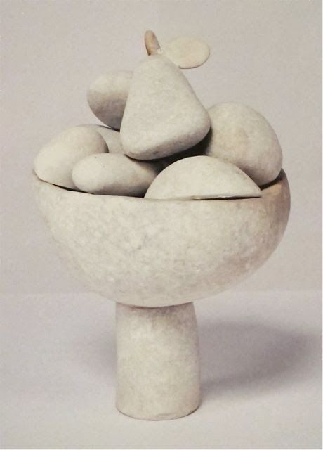 Marble Coupe, c. 1975, Philolaos