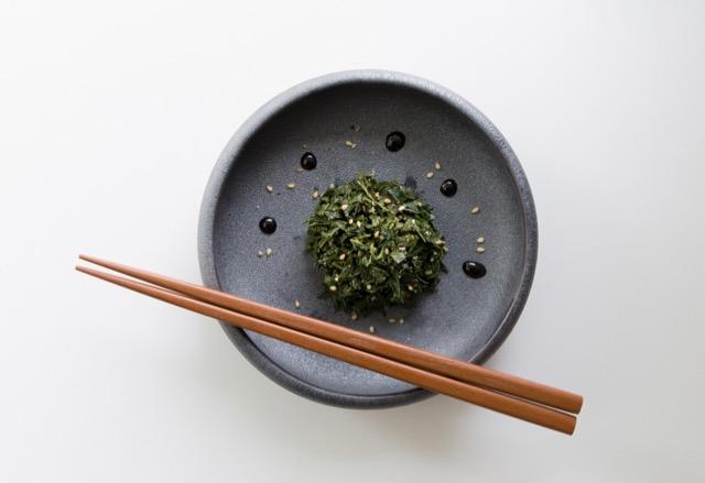 tea leaf salad for dinner