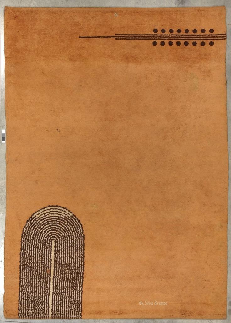 French weaving by Ivan Da Silva Bruhns