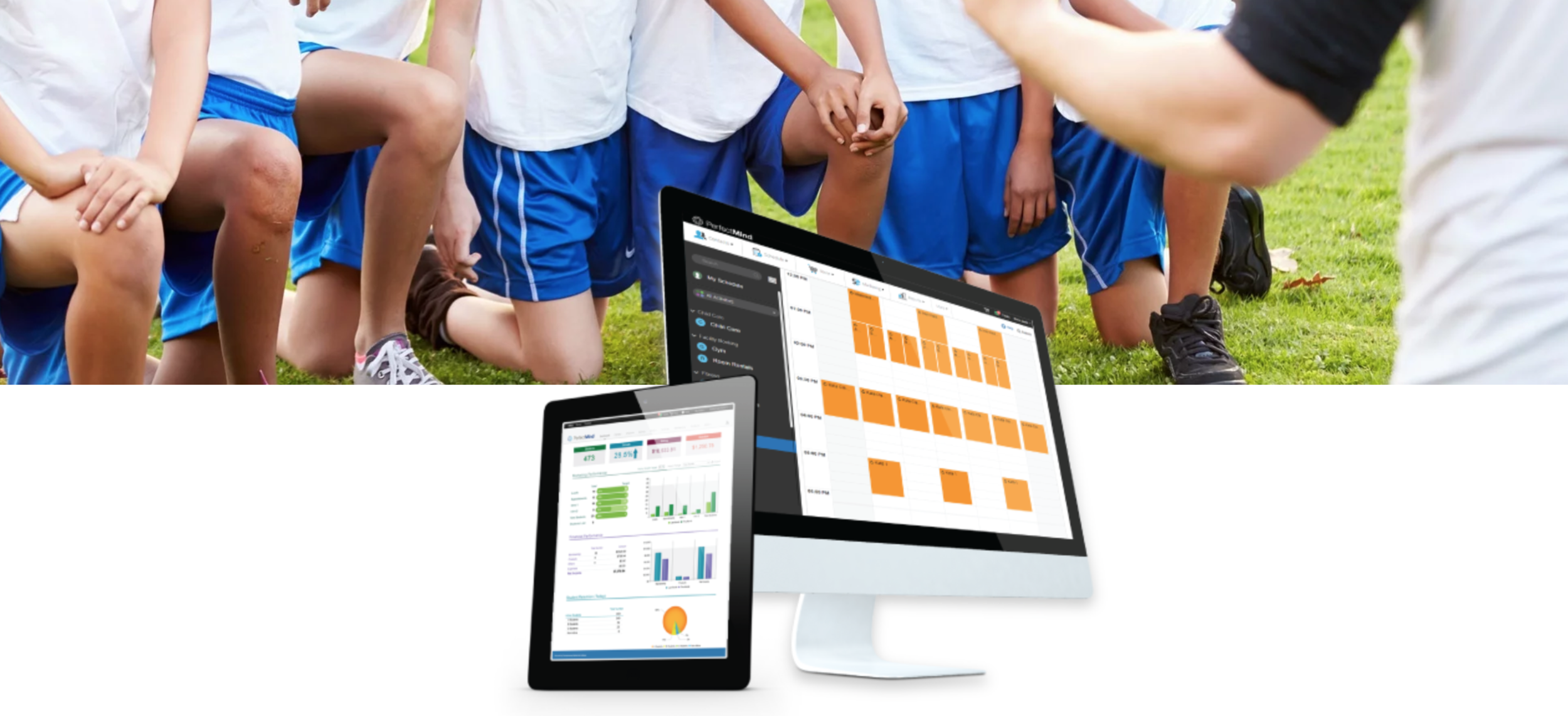 PerfectMind - Communications, Content Creation, Marketing,Media and PR, UX/ UI Design
