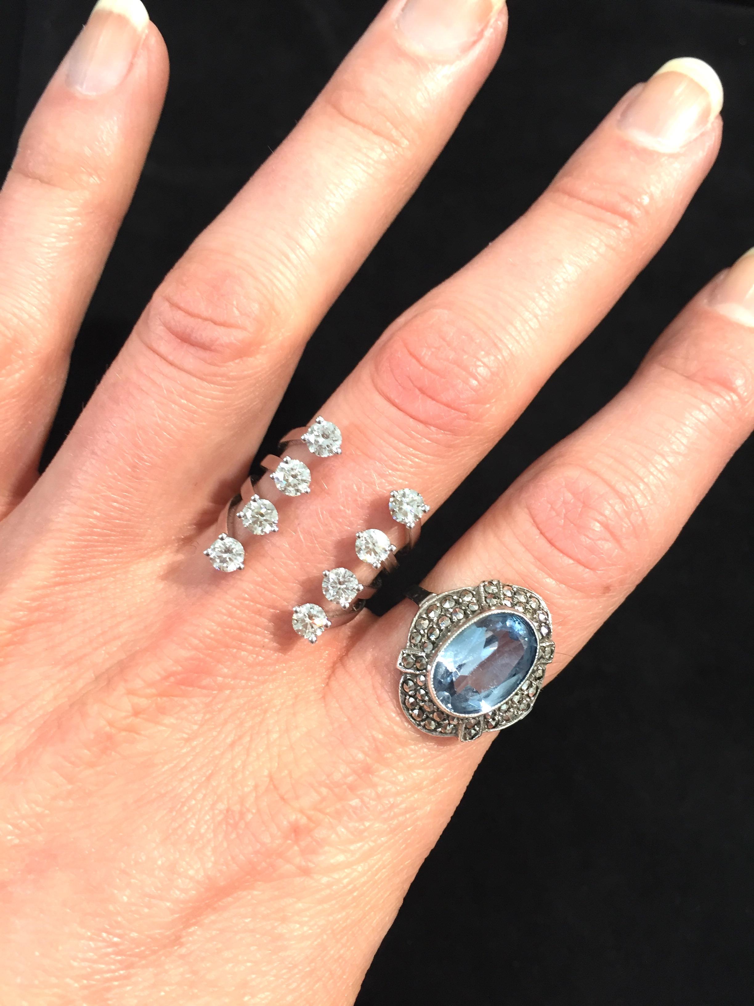 Delfina Delettrez 8 Dots Ring
