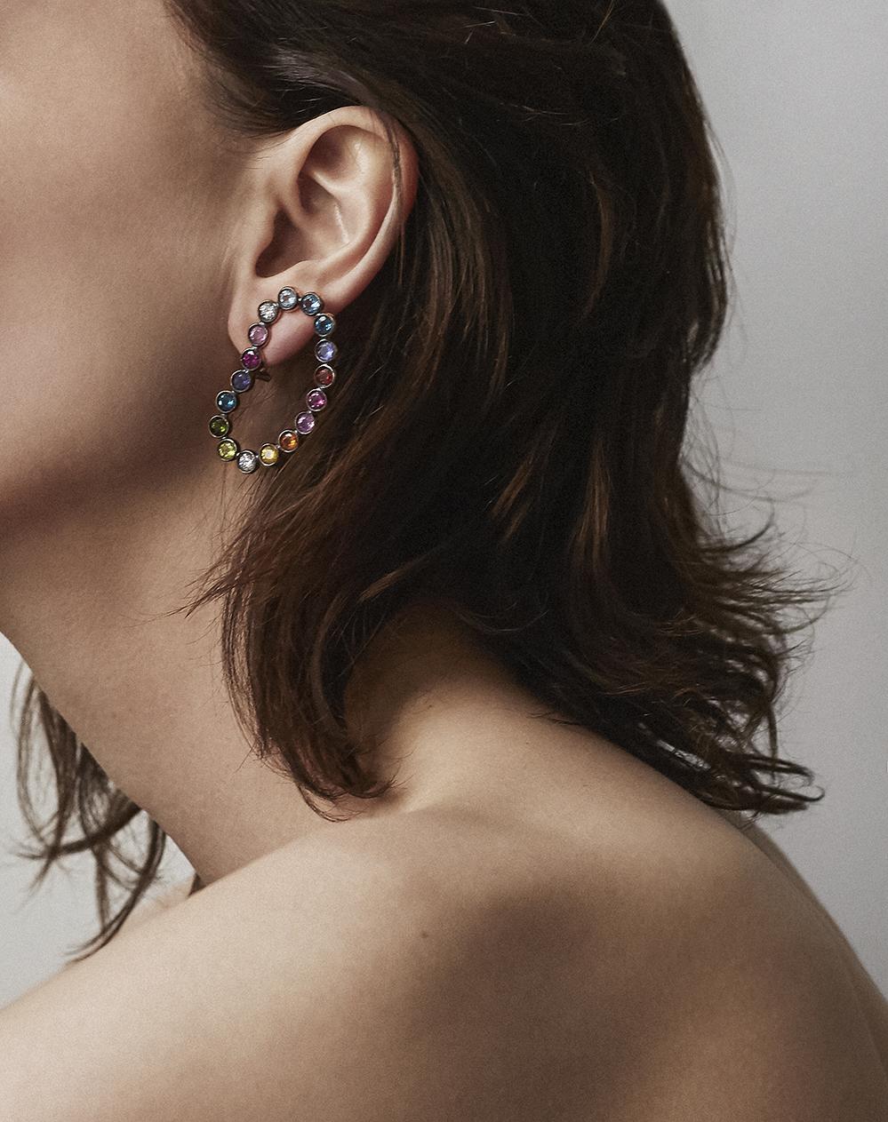 Lourdes Earring