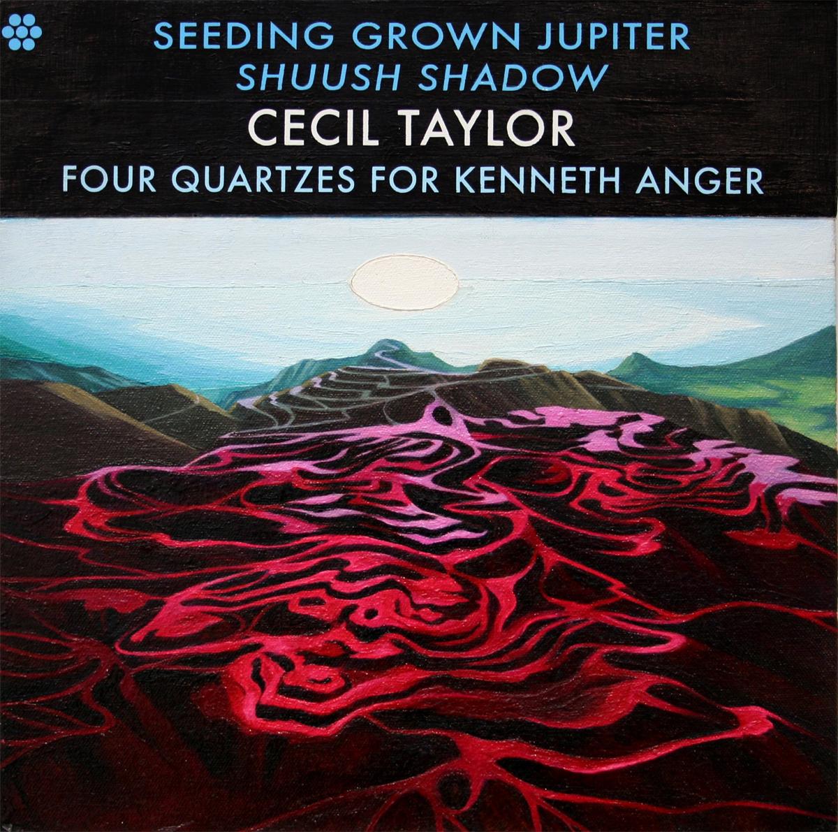 Cecil Taylor-Seeding Grown Jupiter-1979