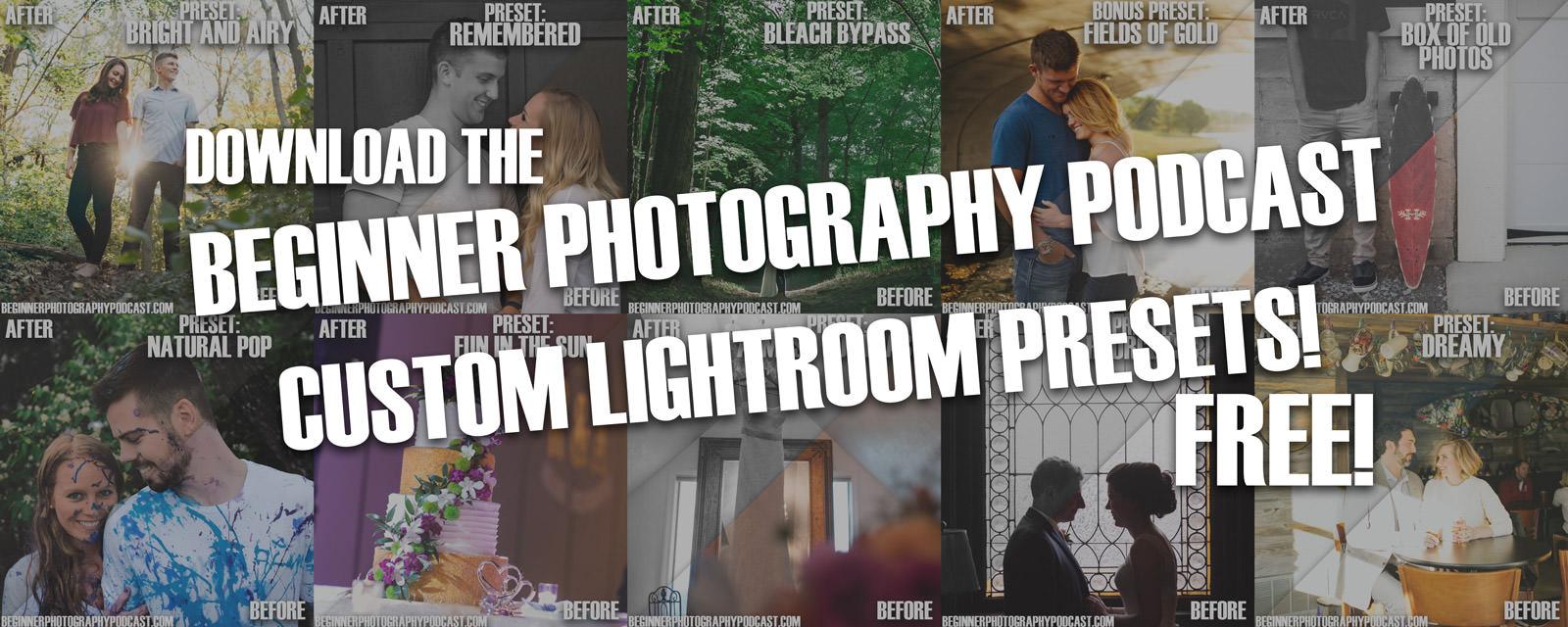 Free-lightroom-presets