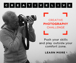 Creative Live Offers Tons of Online Photography Courses