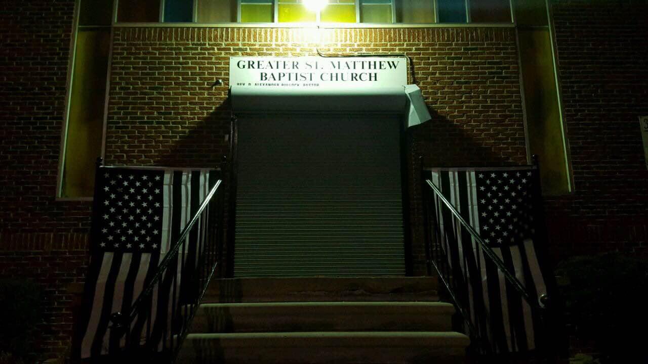 Greater St. Matthew Baptist Church, Detroit
