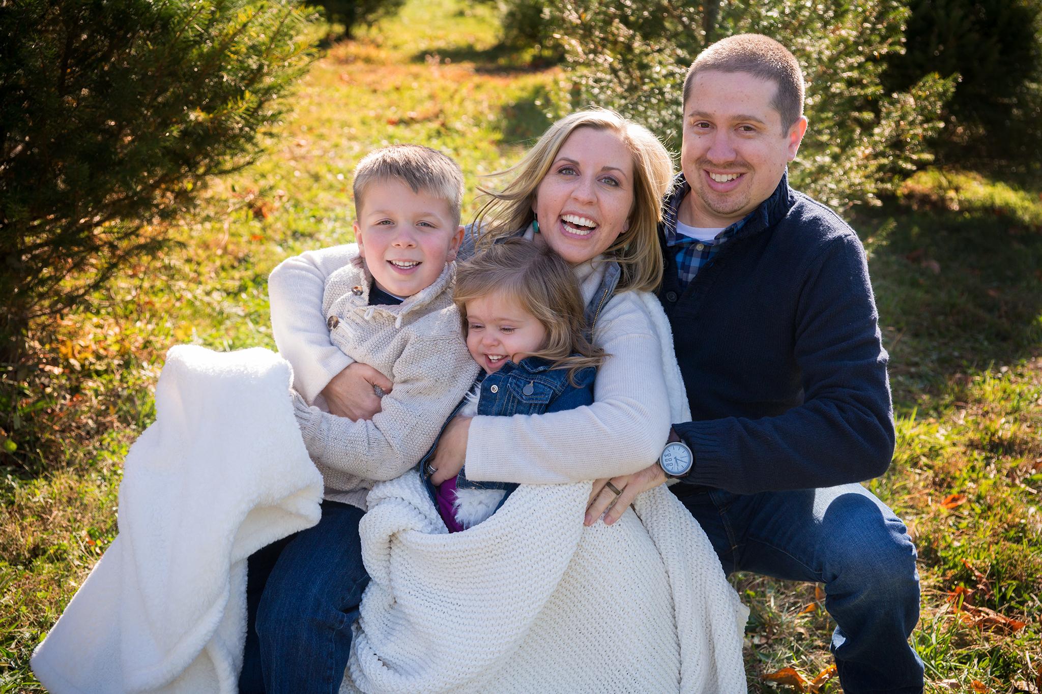 Berks County Family Photography