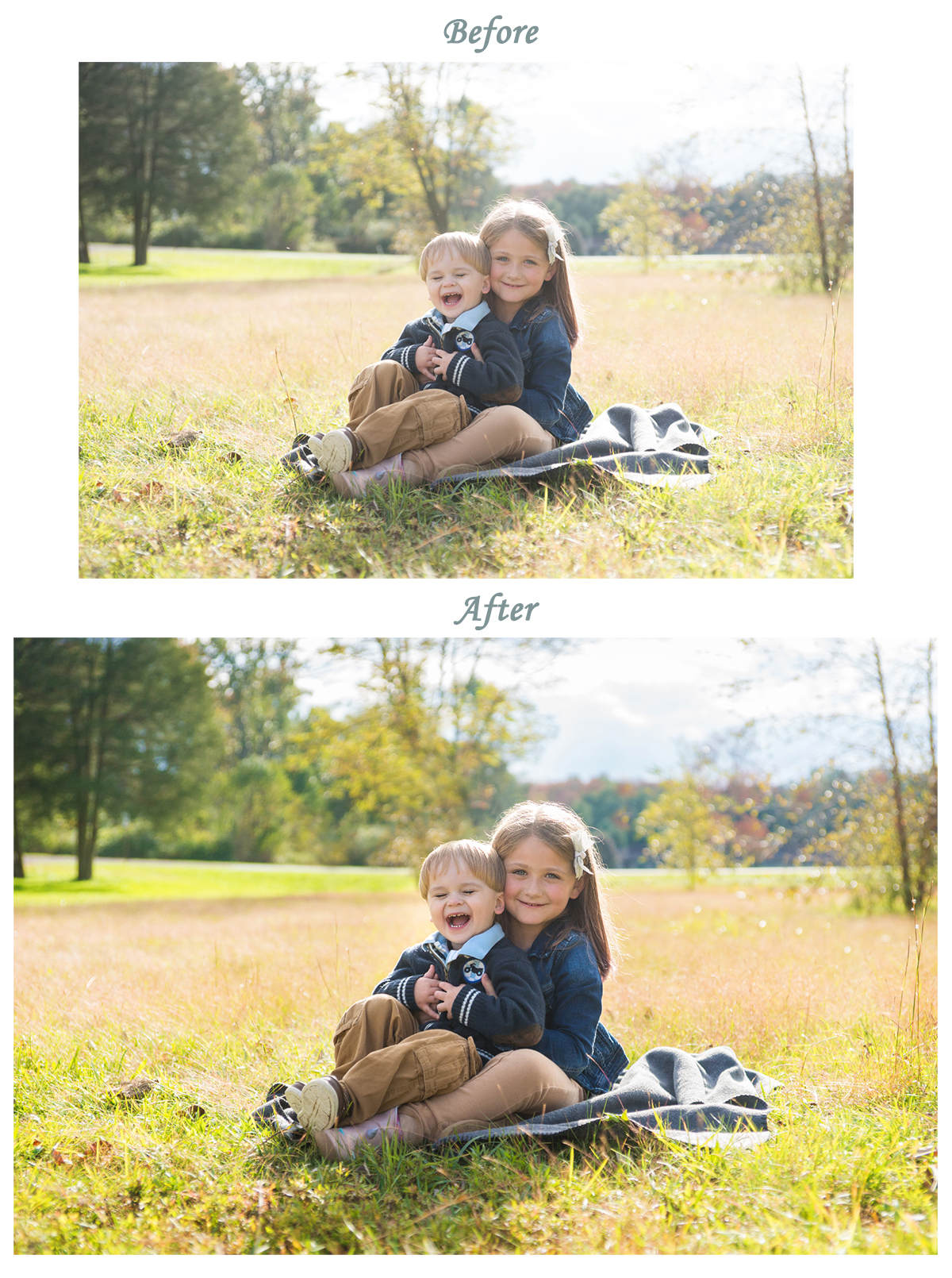 ~ on-location at French Creek State Park, family sessions ~