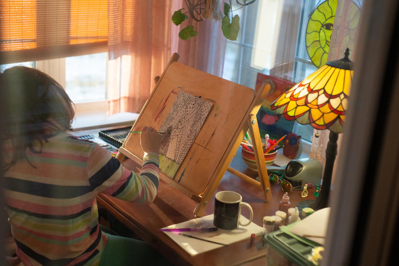Emilia's Art Studio