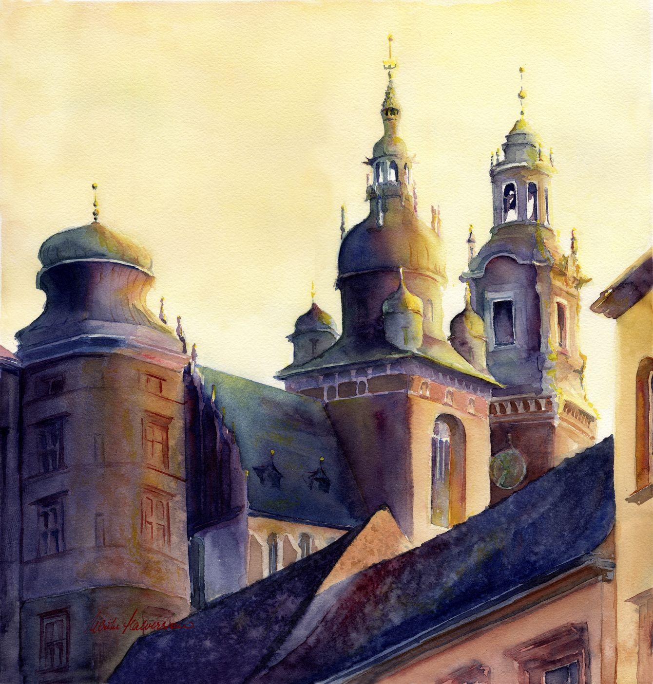 The Splendor of Krakow