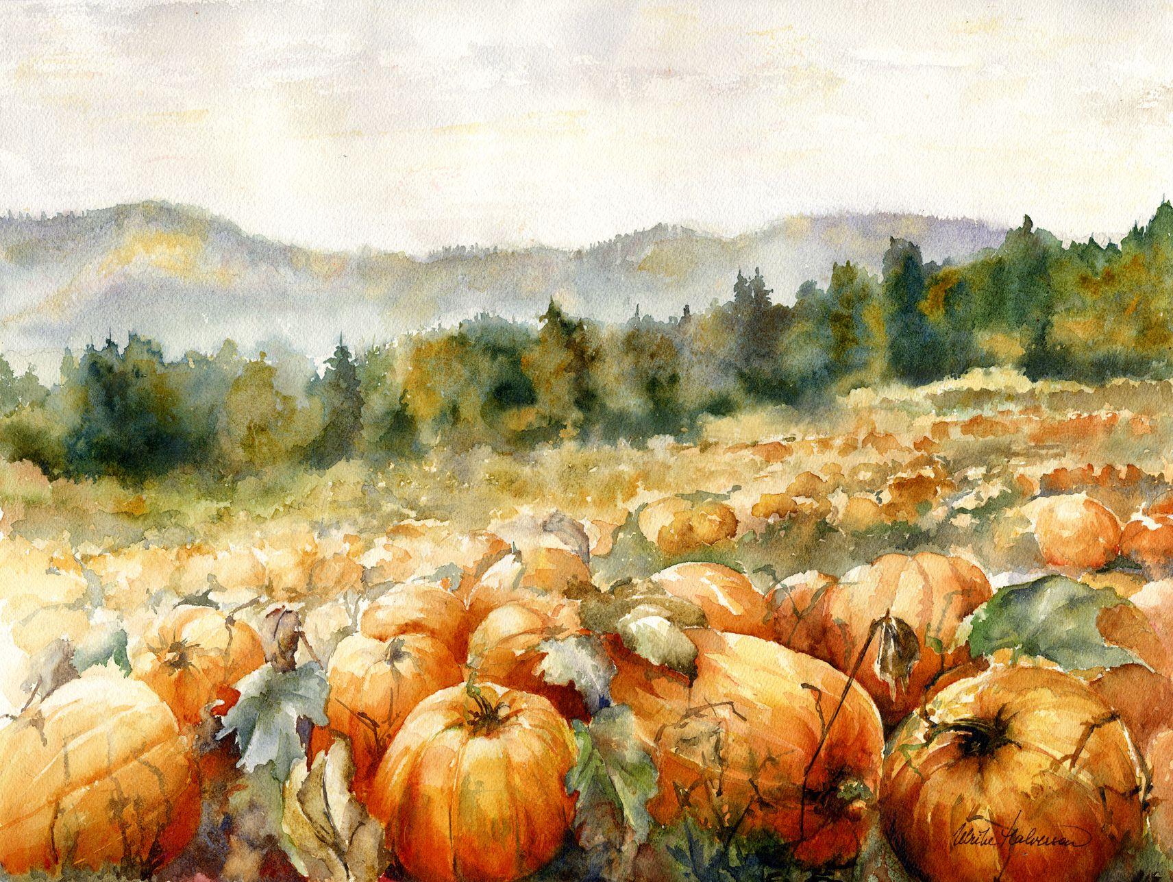 Advancing Pumpkins