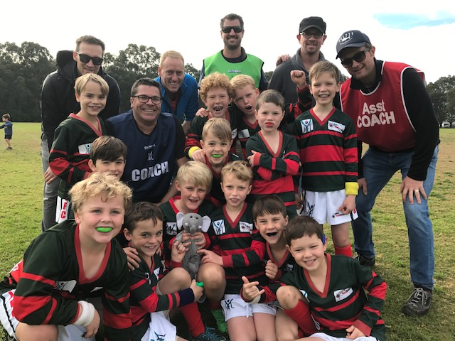SE Products U8 Red having a fantastic day at the Round Robin in Bulleen