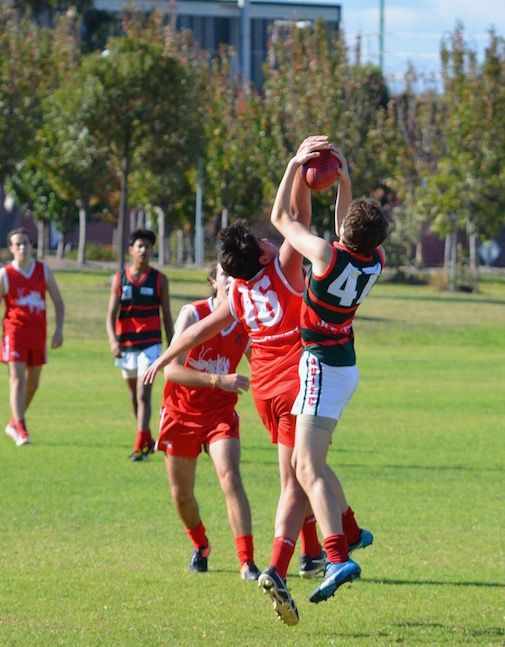 Ramsay Builders Colts 2 are finding some great form at the right time in the season.