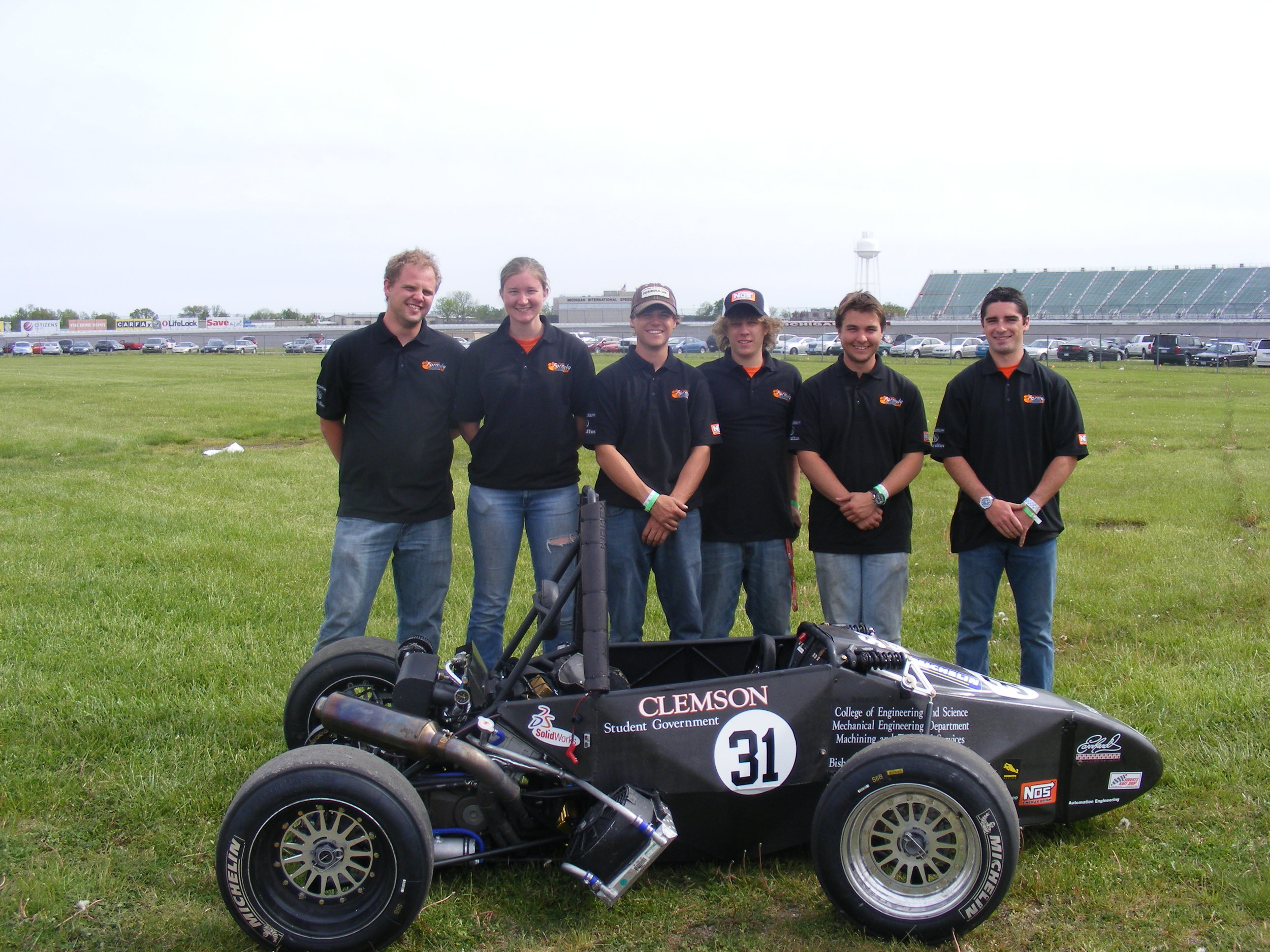 CUFSAE 2009-10 and Tiger12
