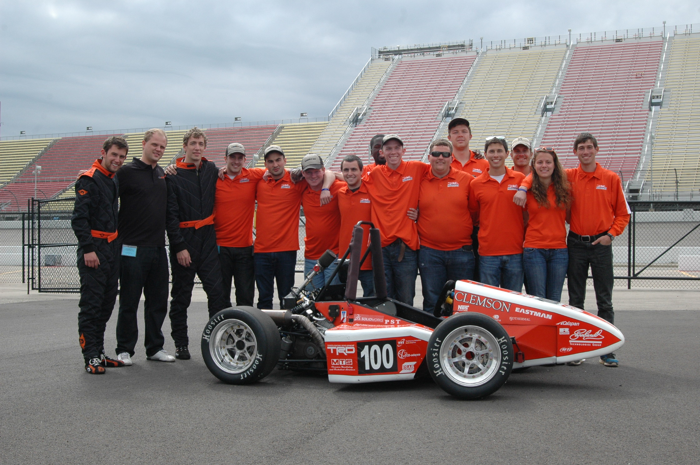 CUFSAE 2013-14 and Tiger15