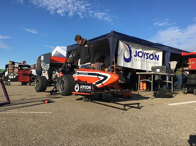 Endurance ready 🤘We want to say thank you to @joysonsafety for supporting us this week at FSAE Michigan. We can't say how grateful we are to work with amazing people like you!!! 🙌🔥 . . . #fsae #formulastudent #motorsport #competition #clemson #tigers #racing #speed #allin #engineering #40 #partnership #endurance #ready #yeet