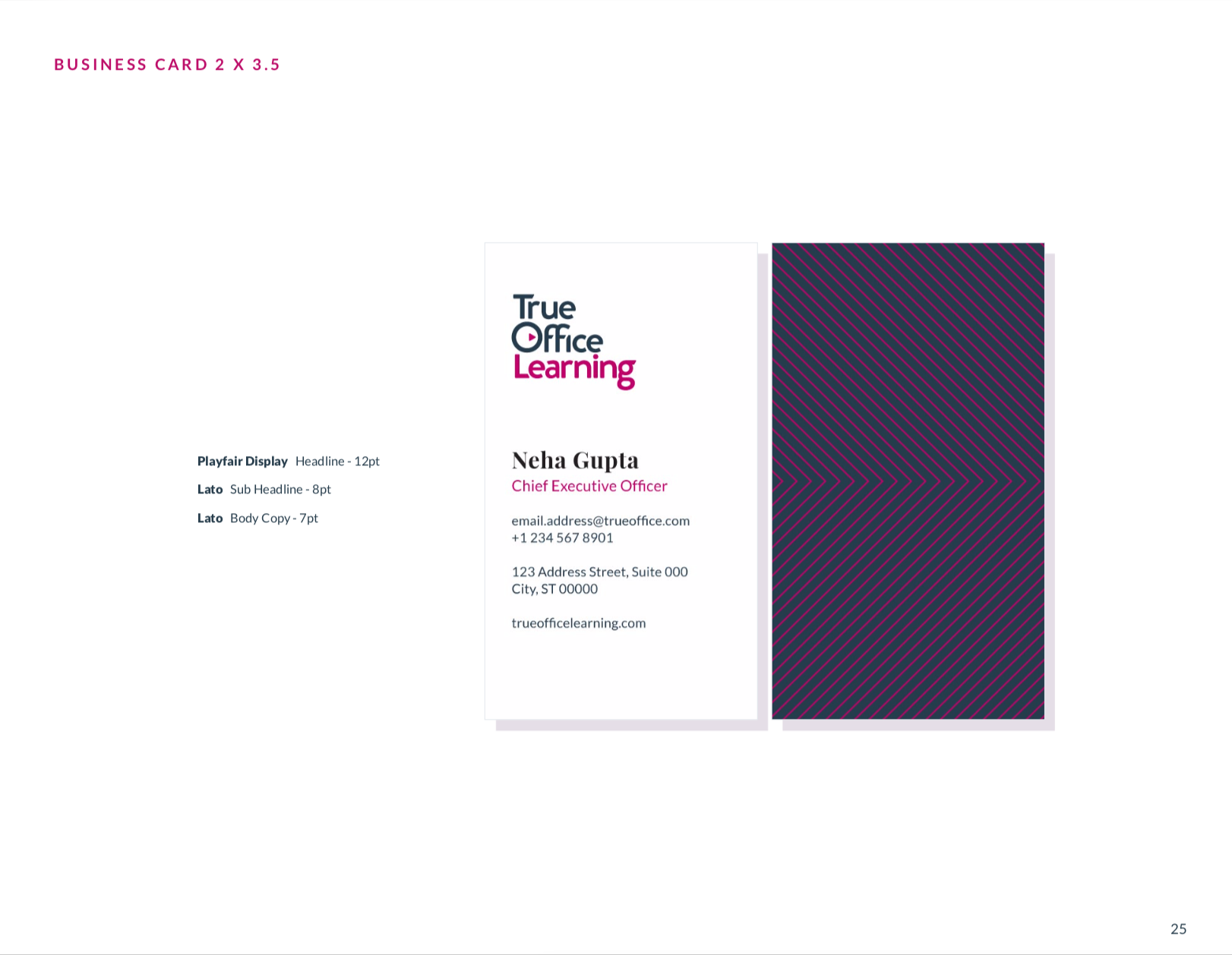 TOL business card