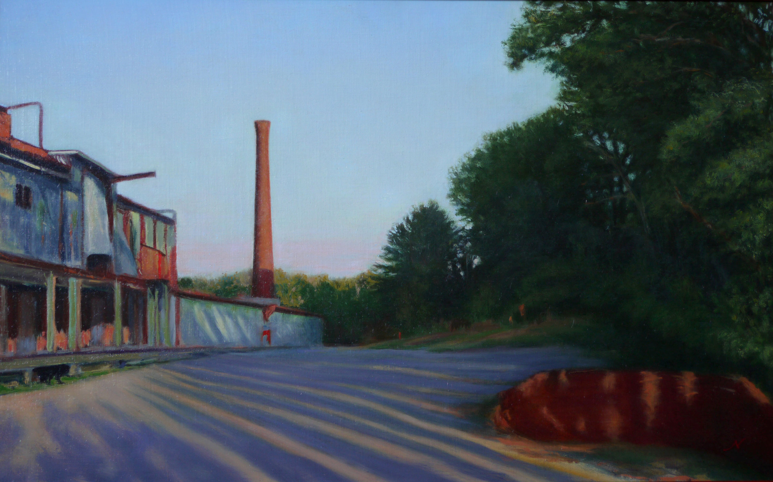 Late Light, Taylors Mill