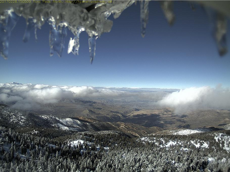 Source: Toro Peak webcam, www.hpwren.UCSD.edu