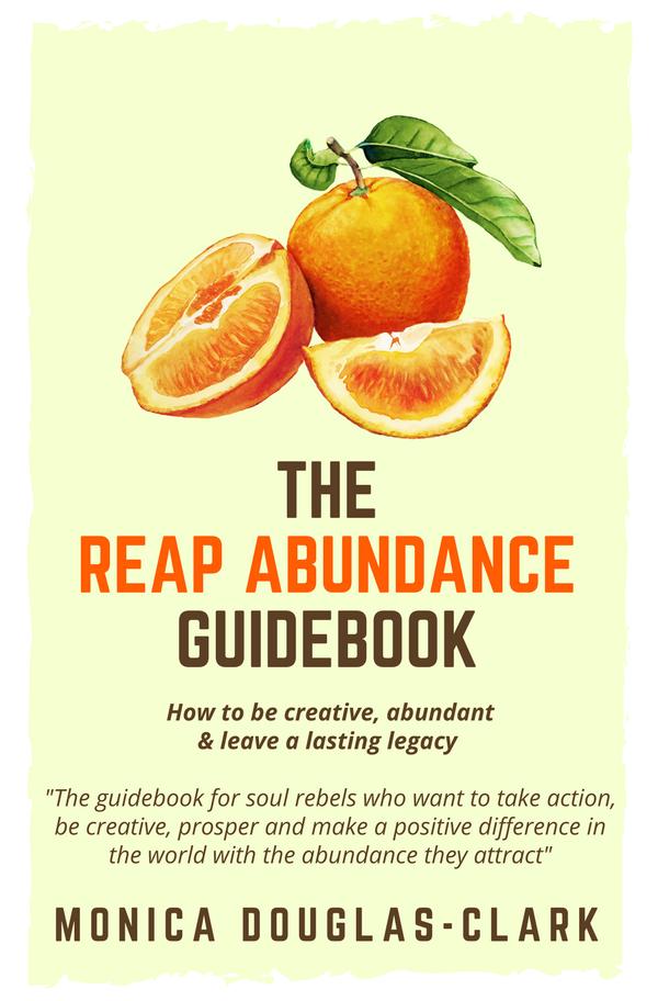 Monica Douglas-Clark The Reap Abundance Guidebook