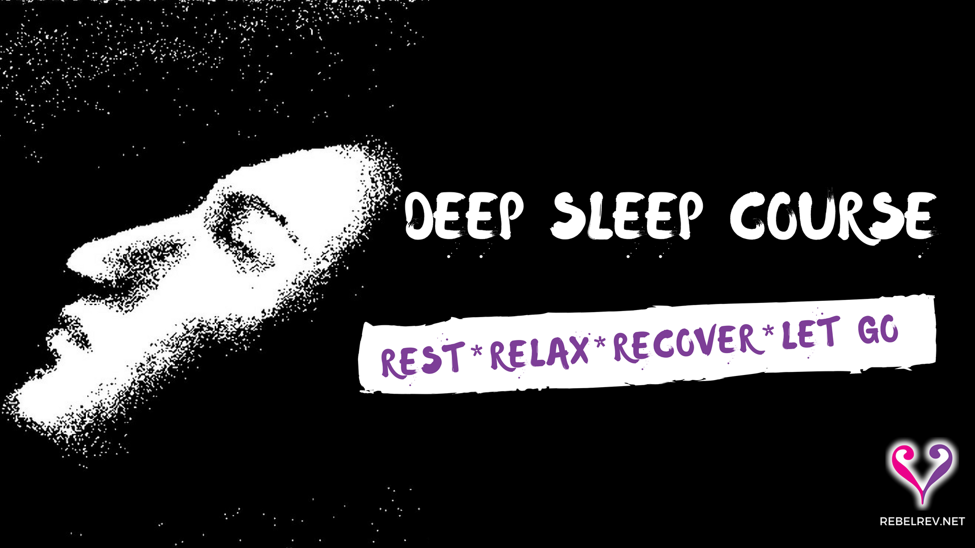 A course of yoga, meditation, relaxation and yoga nidra for deep restorative sleep - 50% of all sales up to 11 November go to The YMCA Sleep Out Fundraiser.