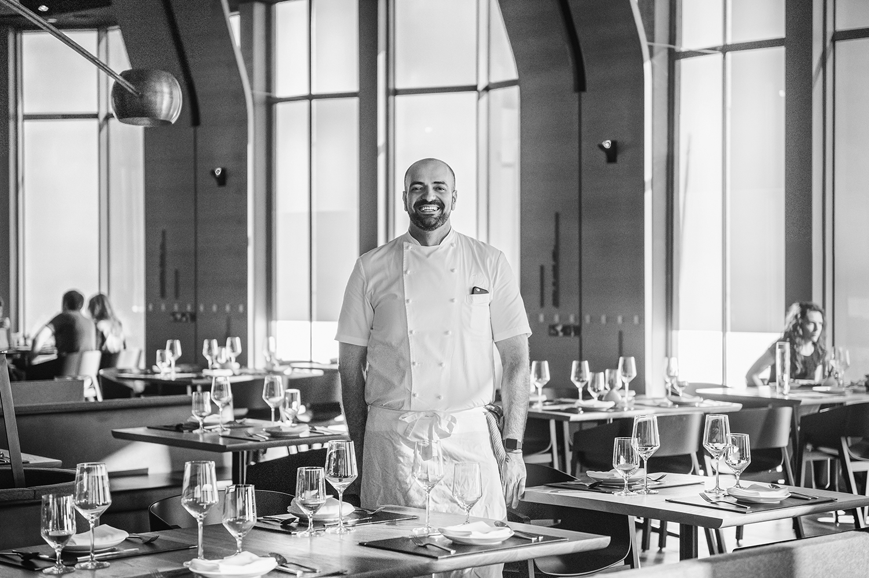 ©DiscoverDTLA | Gianina Ferreyra | 71Above | Chef Vartan Abgaryan